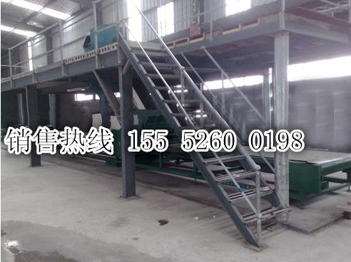 鑫诚达匀质防火保温板生产设备宁津县价格最低