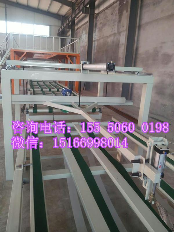 鑫诚达匀质板硅质板生产设备
