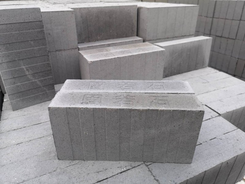 固若石蒸压粉煤灰砖
