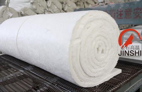 工业加热炉衬里保温陶瓷纤维毯维修耐火棉