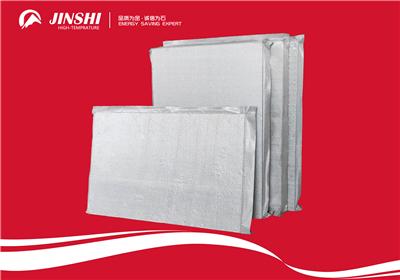 铝电解槽背衬施工纳米隔热板复合绝热板安装