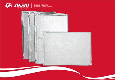 纳米隔热板钢厂铁水包专用绝热板保温施工材料