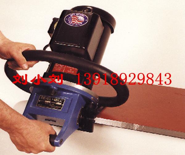 造船厂常用的坡口机,手持式平板坡口机