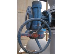 禹轩QDX3-3蜗轮蜗杆减速箱 榆林煤化工厂蜗轮蝶阀