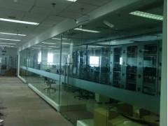 机房实验室防电磁辐射抗电磁干扰屏蔽隔断防辐射玻璃隔断