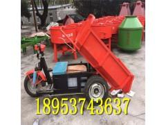 升级款小型工地柴油三轮车 8马力 12马力三开门的矿用三轮车