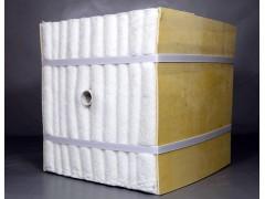 隧道窑维修用硅酸铝纤维模块施工节能降耗