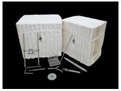 渣球含量低保温隔热材料硅酸铝纤维模块