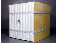 高铝型硅酸铝纤维模块的铝含量