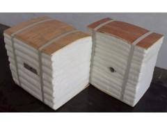淄博硅酸铝保温棉 台车炉外保温隔热耐材