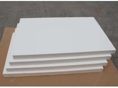 陶瓷纤维背衬板耐高温防火板 保温隔热板材