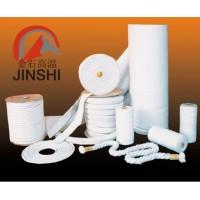 耐火陶瓷纤维材料低价供应 陶瓷纤维带 陶瓷纤维绳 体积密度小保温效果好