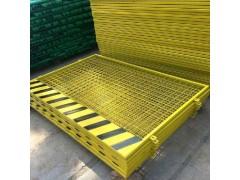 惠州大亚湾厂家直销施工铁马 基坑护栏 塑料护栏等