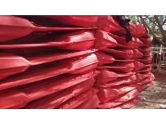 深圳同城回收水马 PVC围挡 钢围挡