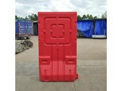 东莞塘厦厂家批发施工红色高水马 防撞桶 警示牌 路锥等