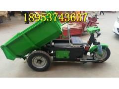 质量很好工程1t电动三轮车 拉货爬坡王农用三轮车