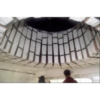 硅酸铝折叠块窑炉内衬隔热保温层
