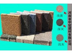 陶瓷透水砖规格/颜色 江苏慈溪透水砖厂家可定制6