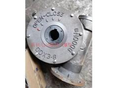 QDX3-D8电动阀门涡轮头 DN700阀门电动执行器