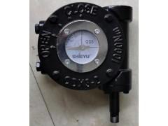 QDX3-2手动涡轮执行器,DN100蝶阀蜗轮箱 蝶阀涡轮头